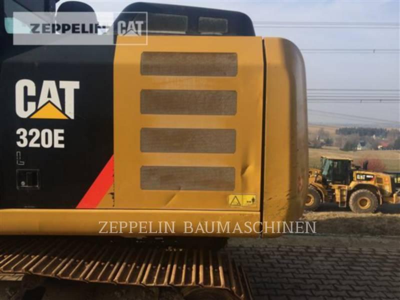 CATERPILLAR KOPARKI GĄSIENICOWE 320EL equipment  photo 9