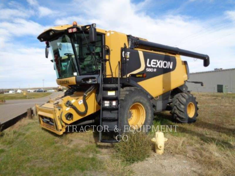 LEXION COMBINE COMBINÉS LX580R equipment  photo 6