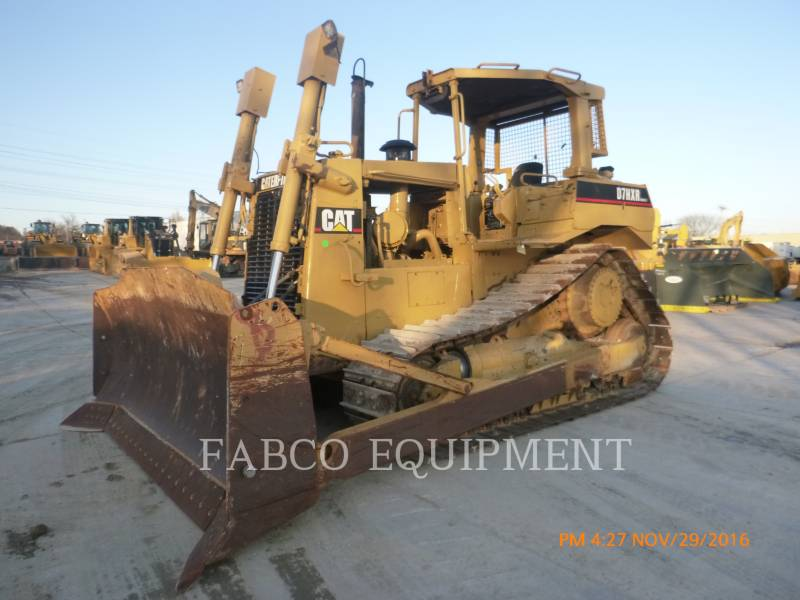 CATERPILLAR TRATORES DE ESTEIRAS D7H equipment  photo 1