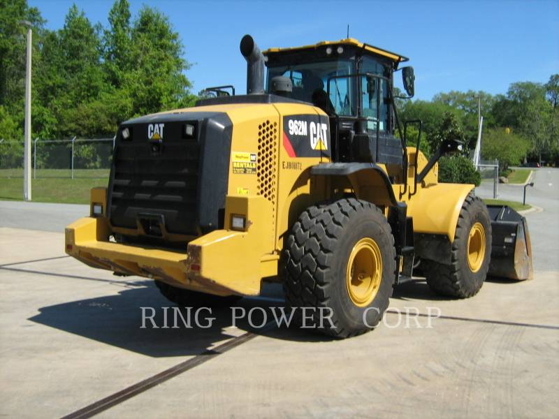 CATERPILLAR CARGADORES DE RUEDAS 962MQC equipment  photo 3