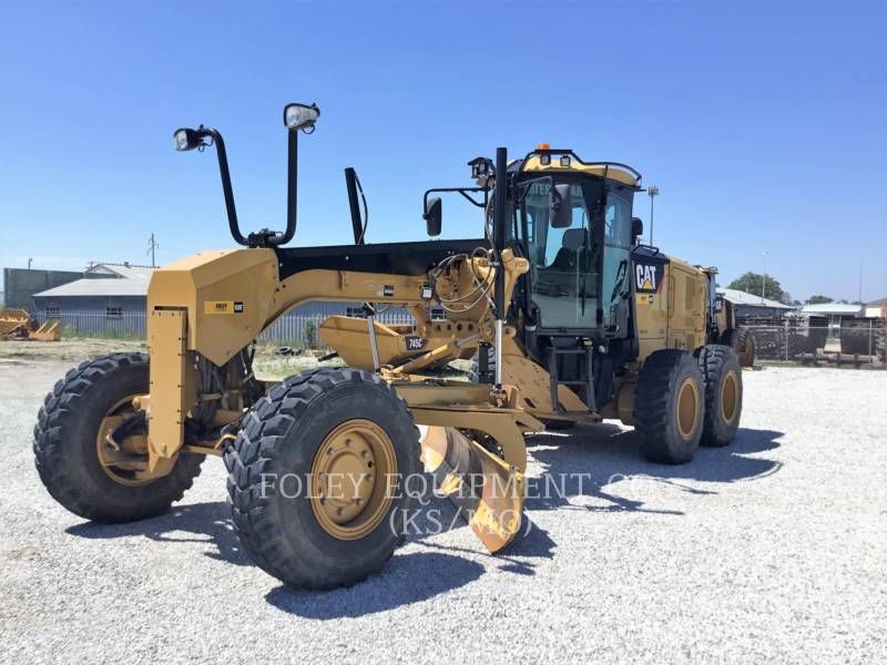 CATERPILLAR MOTOR GRADERS 140M2AWD equipment  photo 2
