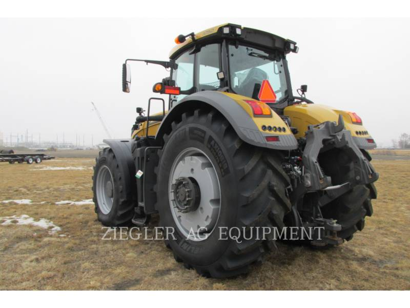 AGCO-CHALLENGER TRACTEURS AGRICOLES CH1050 equipment  photo 10