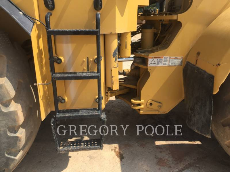 CATERPILLAR WHEEL LOADERS/INTEGRATED TOOLCARRIERS 980G equipment  photo 20