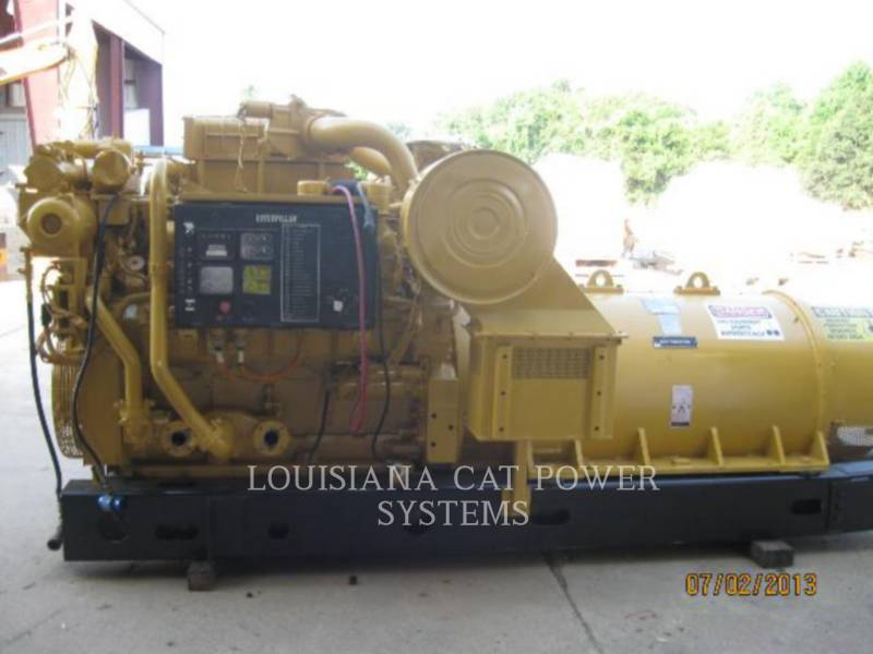 CATERPILLAR STATIONARY GENERATOR SETS 3508 IND equipment  photo 1