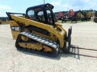 Equipment photo CATERPILLAR 299D MULTI TERRAIN LOADERS 1