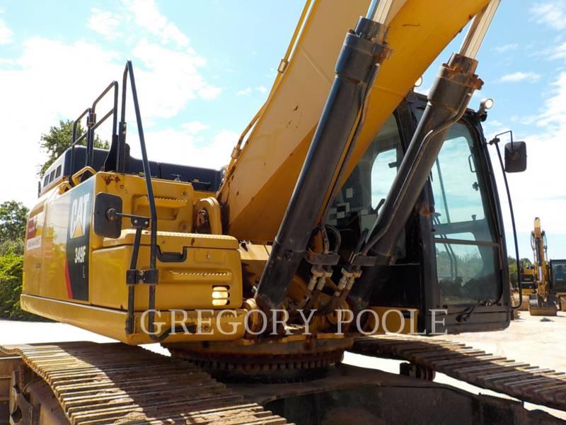 CATERPILLAR TRACK EXCAVATORS 349F L equipment  photo 5
