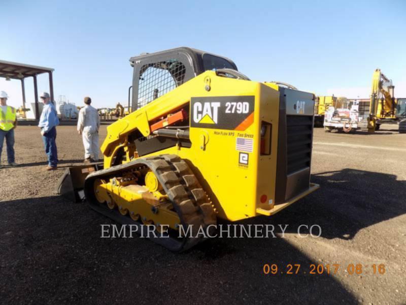 CATERPILLAR SKID STEER LOADERS 279D XPS equipment  photo 1