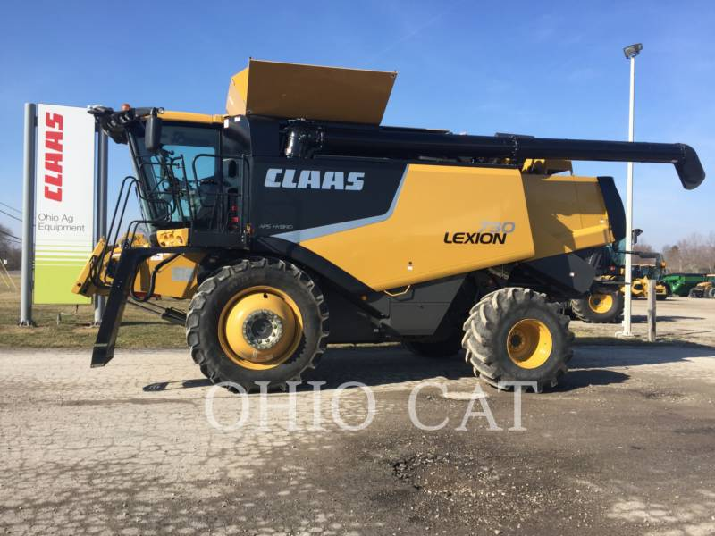 CLAAS OF AMERICA COMBINADOS LEX730 equipment  photo 1
