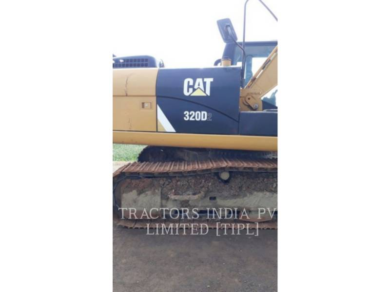 CATERPILLAR PELLES SUR CHAINES 320D2 equipment  photo 3