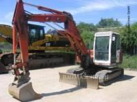 Equipment photo KUBOTA CORPORATION KX251 TRACK EXCAVATORS 1