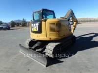 CATERPILLAR PELLES SUR CHAINES 308E2 SB equipment  photo 2