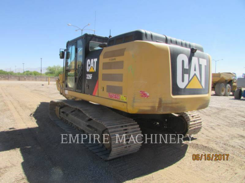 CATERPILLAR KETTEN-HYDRAULIKBAGGER 326FL equipment  photo 3