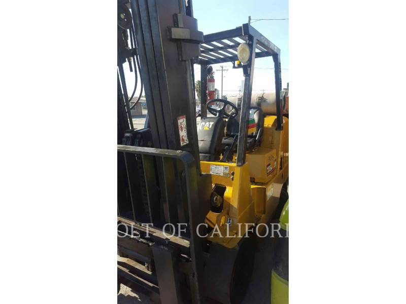CATERPILLAR MITSUBISHI FORKLIFTS GC45K-LP equipment  photo 2