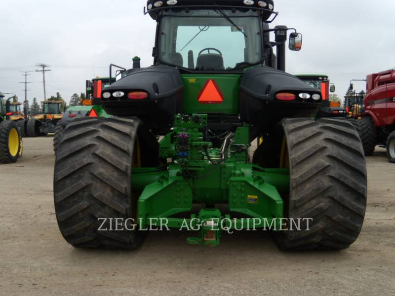 DEERE & CO. TRACTEURS AGRICOLES 9560RT equipment  photo 10