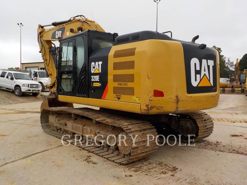 CATERPILLAR TRACK EXCAVATORS 320E L equipment  photo 7
