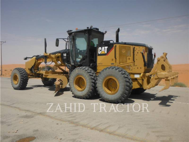 CATERPILLAR MOTORGRADER 14LAWD equipment  photo 4