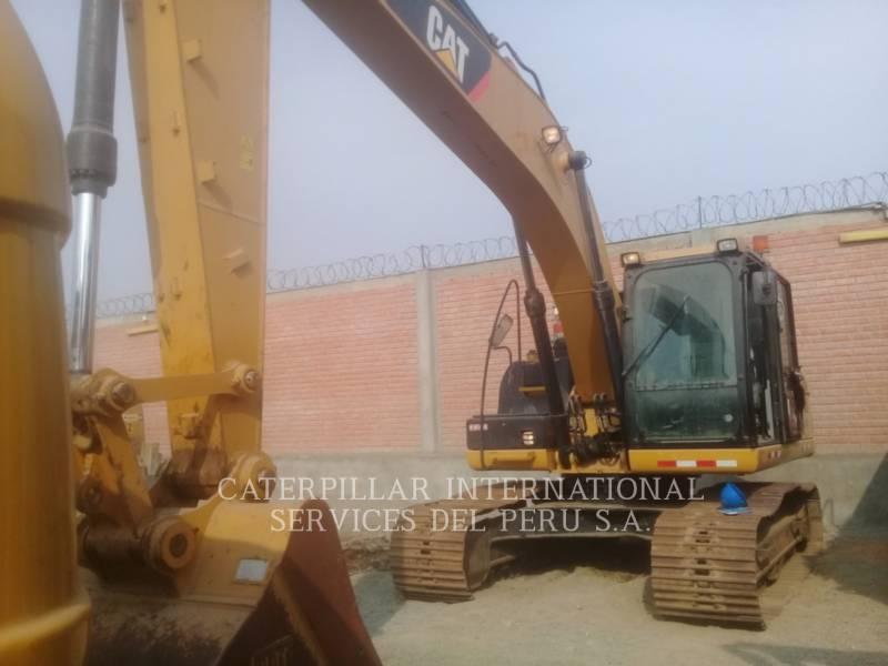 CATERPILLAR EXCAVADORAS DE CADENAS 320 D 2 REACH equipment  photo 4