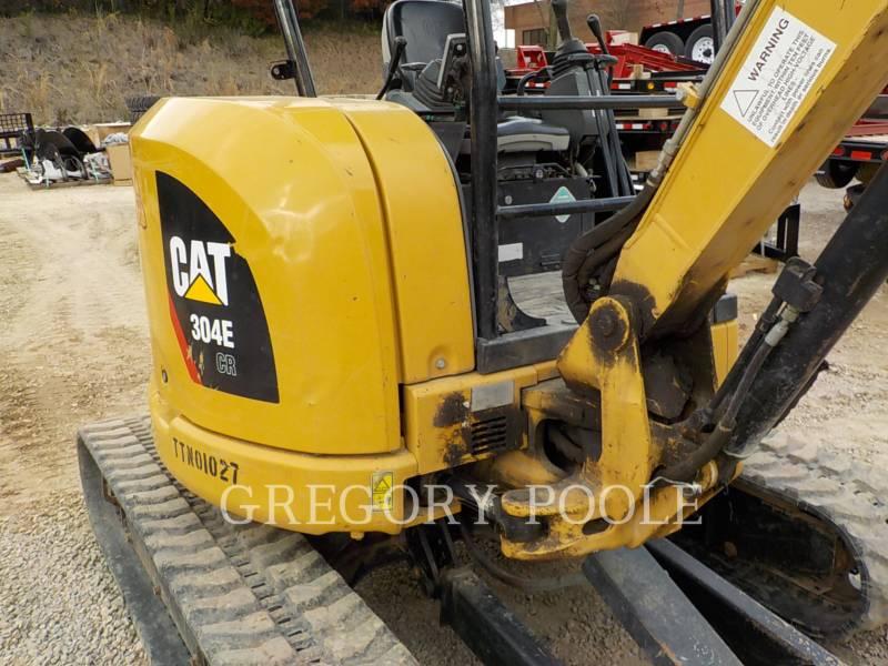 CATERPILLAR PELLES SUR CHAINES 304E CR equipment  photo 6