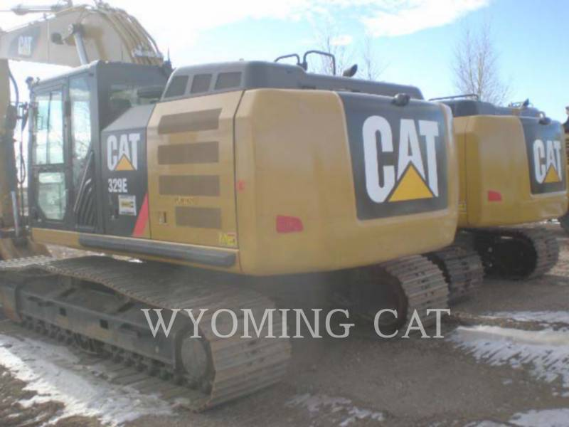 CATERPILLAR ESCAVATORI CINGOLATI 329EL equipment  photo 9
