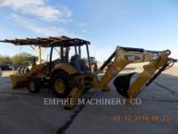 CATERPILLAR BAGGERLADER 420F2 HRC equipment  photo 3