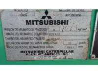 MITSUBISHI GABELSTAPLER FD40N equipment  photo 7