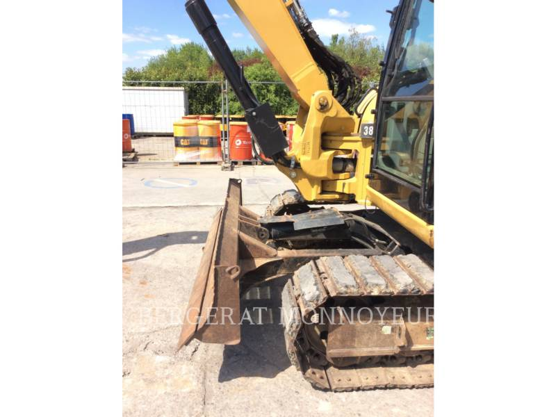 CATERPILLAR TRACK EXCAVATORS 308ECRSB equipment  photo 16