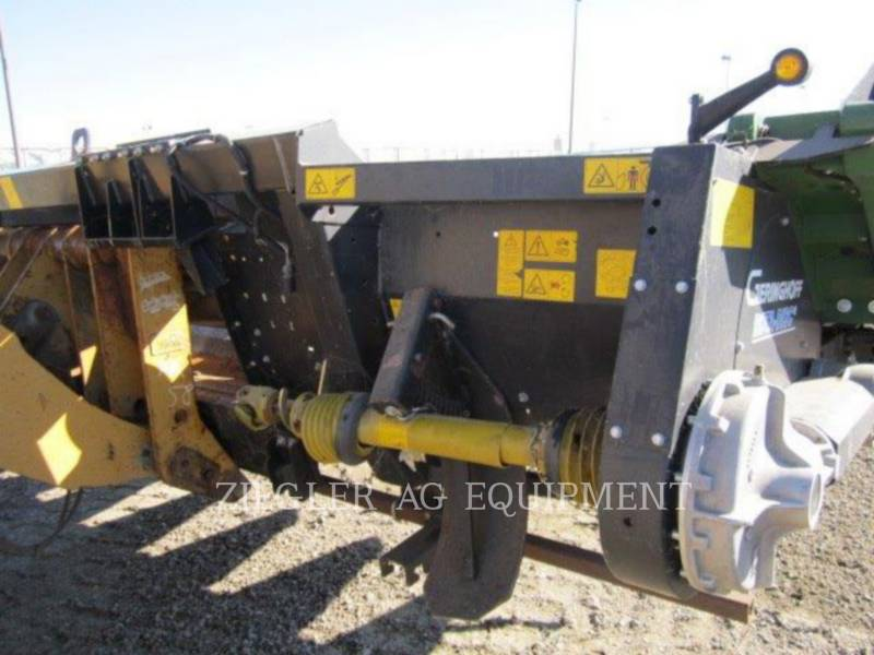 GERINGHOFF Rabatteurs RD822B equipment  photo 2