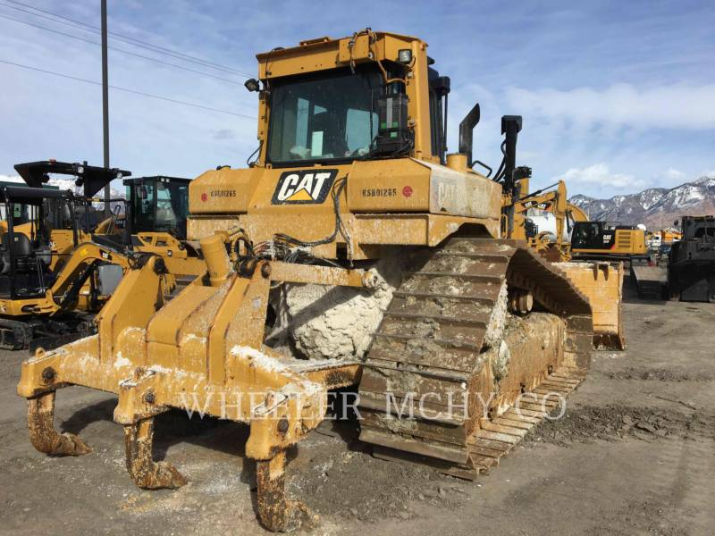 CATERPILLAR TRACTEURS SUR CHAINES D6T LGP VP equipment  photo 3