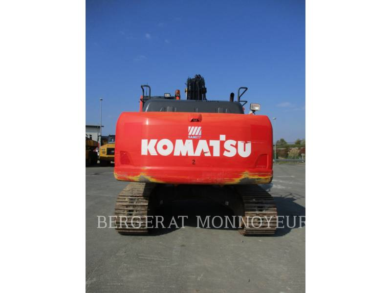 KOMATSU TRACK EXCAVATORS HB215LC2 equipment  photo 2