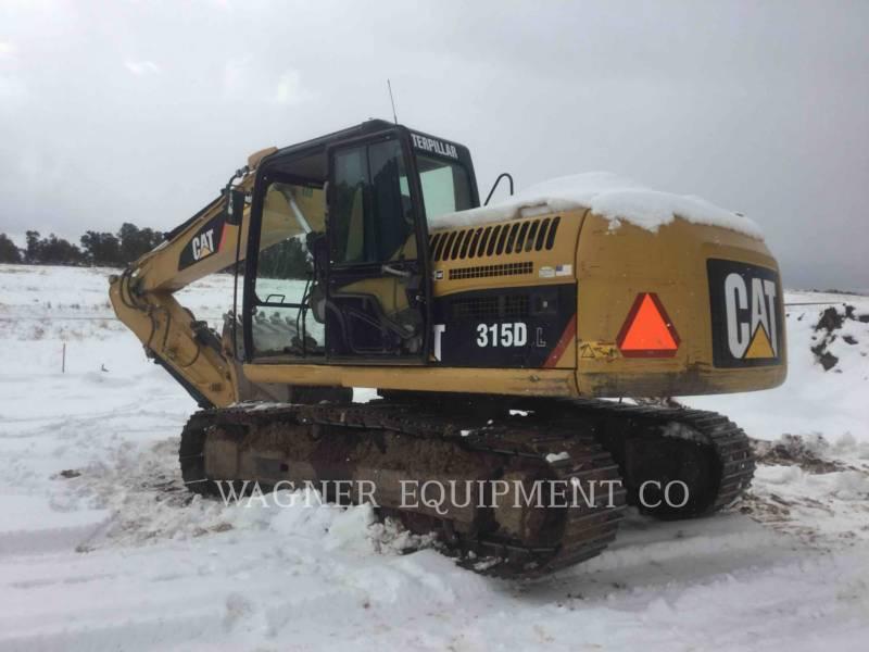 CATERPILLAR トラック油圧ショベル 315DL THB equipment  photo 2
