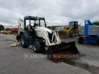 Equipment photo TEREX CORPORATION TLB840 BACKHOE LOADERS 1