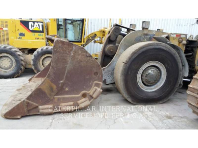 CATERPILLAR MINERAÇÃO DE MINERAÇÃO SUBTERRÂNEA R1600G equipment  photo 5