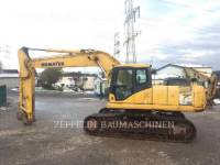 Equipment photo KOMATSU LTD. PC290 KOPARKI GĄSIENICOWE 1