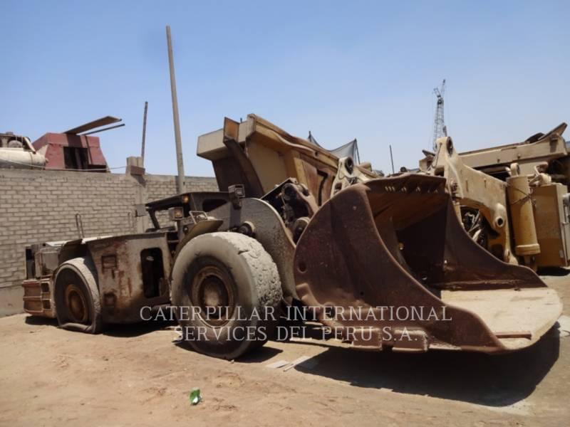 CATERPILLAR MINING WHEEL LOADER R1600G equipment  photo 2
