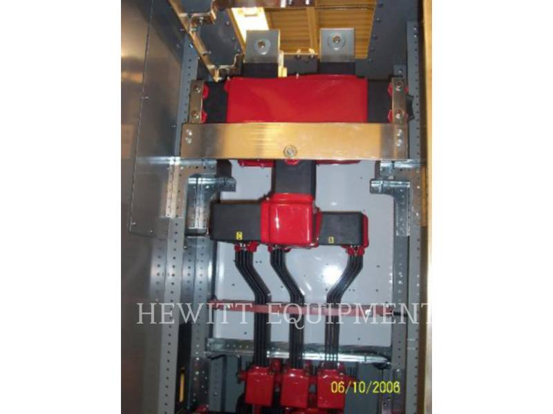 CUTTLER HAMMER COMPONENTES DE SISTEMAS SWITCHGEAR 5000A equipment  photo 8