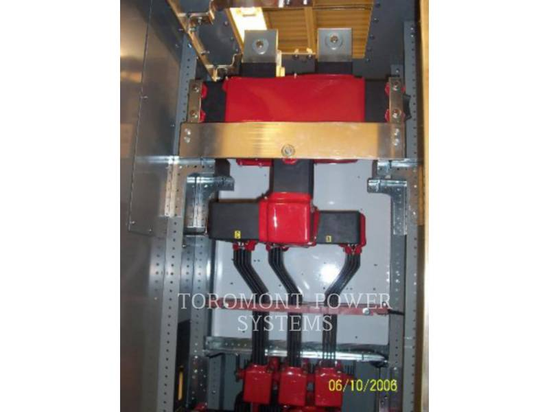 CUTTLER HAMMER COMPONENTES DE SISTEMAS SWITCHGEAR 5000A equipment  photo 8