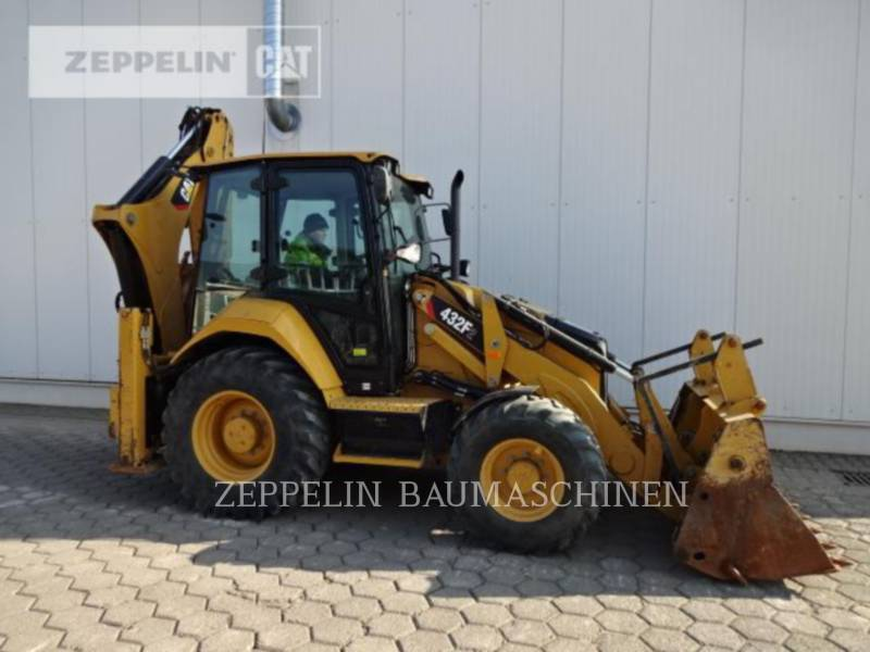 CATERPILLAR KOPARKO-ŁADOWARKI 432F equipment  photo 8