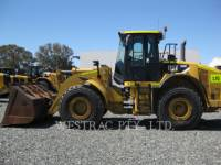 Equipment photo CATERPILLAR 950H CHARGEURS SUR PNEUS MINES 1