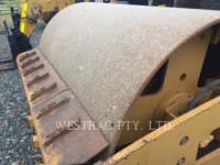 CATERPILLAR VIBRATORY SINGLE DRUM SMOOTH CS-563E equipment  photo 13