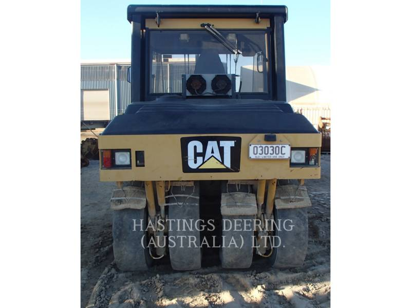 CATERPILLAR PNEUMATIC TIRED COMPACTORS PS-300C equipment  photo 11