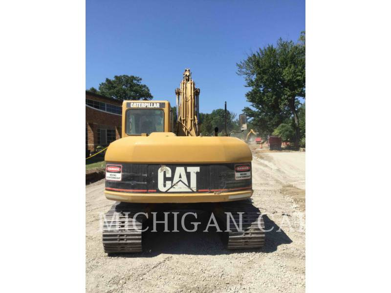 CATERPILLAR TRACK EXCAVATORS 312CL H equipment  photo 20