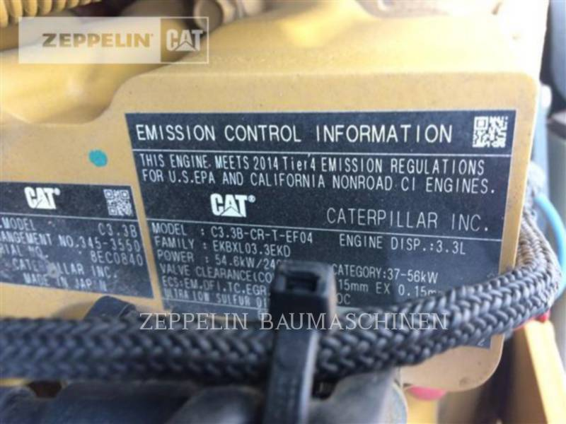 CATERPILLAR SKID STEER LOADERS 257D equipment  photo 15