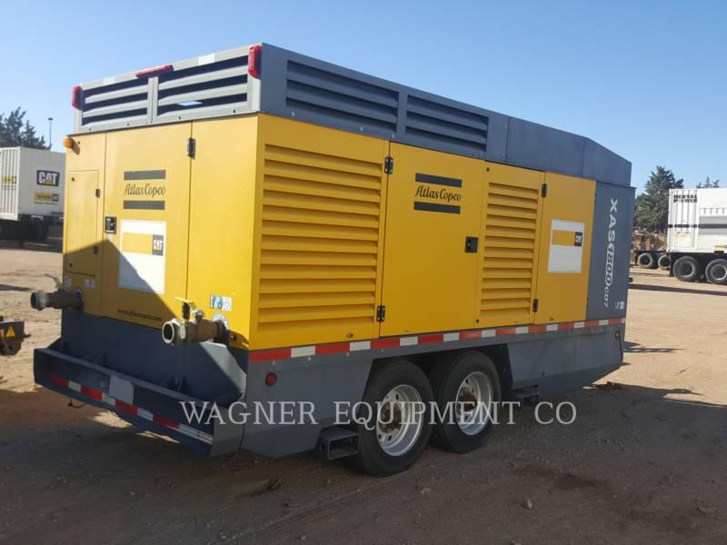ATLAS-COPCO COMPRESSORE ARIA XAS1800 equipment  photo 1