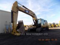 CATERPILLAR KETTEN-HYDRAULIKBAGGER 349EL equipment  photo 4