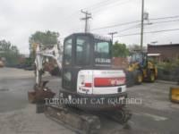 BOBCAT TRACK EXCAVATORS E42 equipment  photo 2