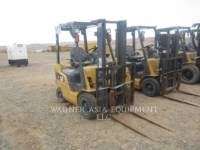 Equipment photo MITSUBISHI CATERPILLAR FORKLIFT DP15ND MONTACARGAS 1