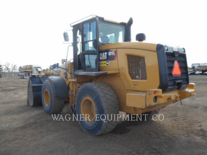 CATERPILLAR CARGADORES DE RUEDAS 924K FC equipment  photo 5