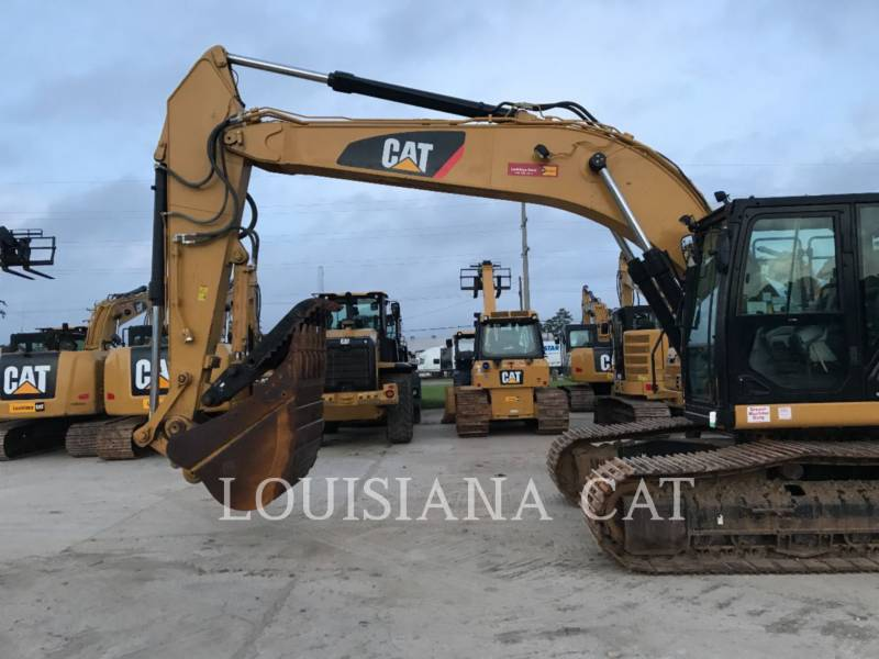 CATERPILLAR 履带式挖掘机 326FL equipment  photo 1