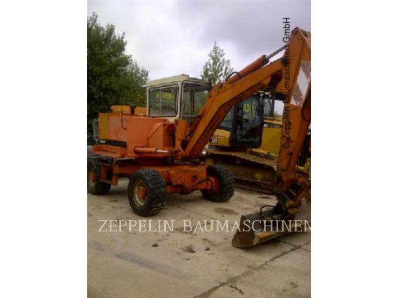 SCHAEFF GROUP, INC. WHEEL EXCAVATORS HML30E equipment  photo 2