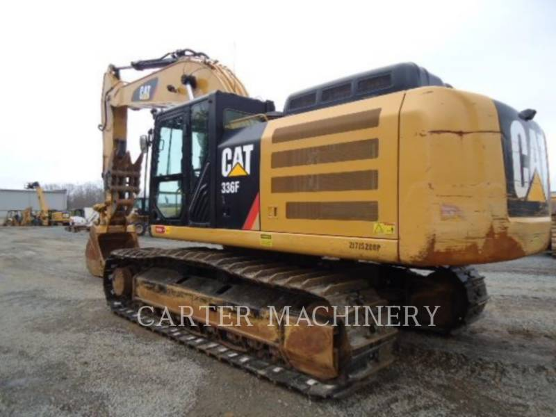 CATERPILLAR WHEEL LOADERS/INTEGRATED TOOLCARRIERS 336F 10 equipment  photo 3